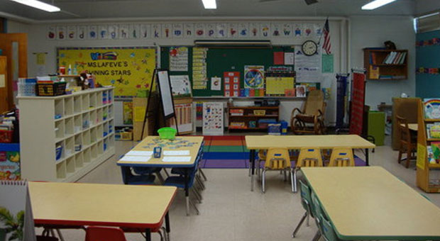 A Child's Place - Preschool