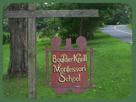 BOULDER KNOLL MONTESSORI SCHOOL
